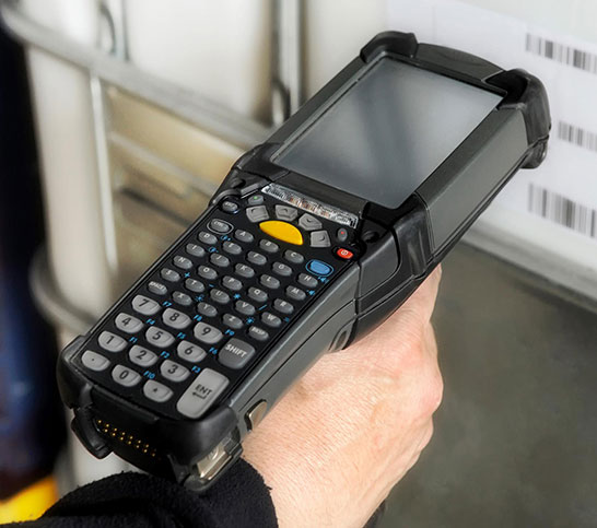 mobile hand held scanners